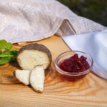 Сыр Белпер Кнолле в чёрном перце 90 г