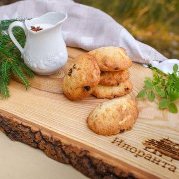 Печенье с изюмом 400 г