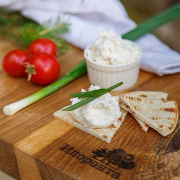 Мягкий сыр рикотта 250 г