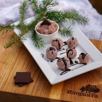 Рикотта десертная с какао и сахаром 250 г