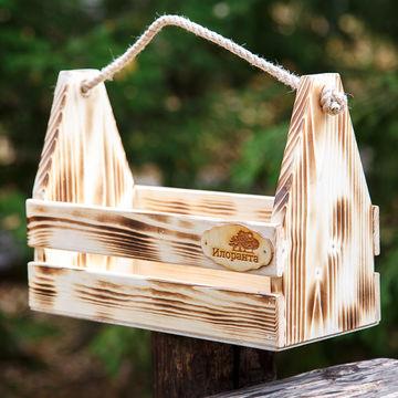 Ящик ручной работы подарочный